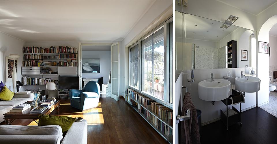 Appartamento <br> Progetto ristrutturazione e interior design