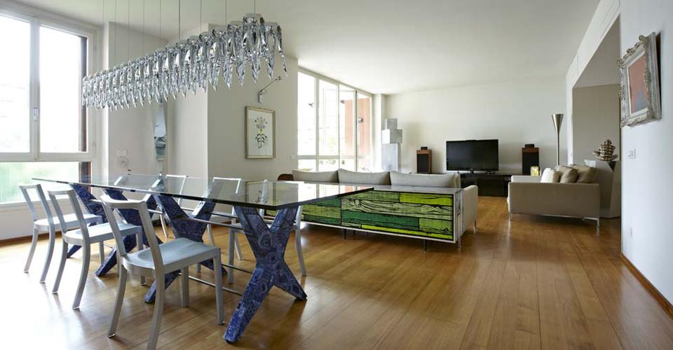 Progetto ristrutturazione e interior design