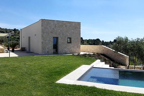Ultimo Progetto – Casa in Sicilia – Noto